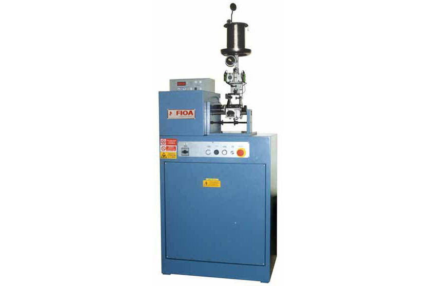 Spooling machine for cored wire cod:710541 - FIOA International