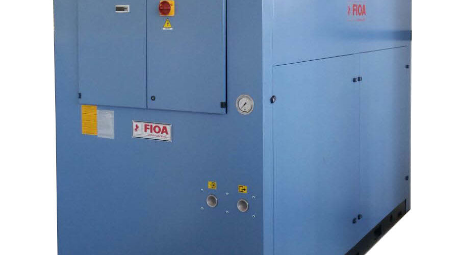 SPECIAL CHILLER FOR WATER SOLUTIONS COOLING TYPE FIOA