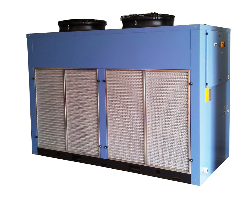 SPECIAL WATER COOLING CHILLER TYPE FIOA 90,5 Kw.