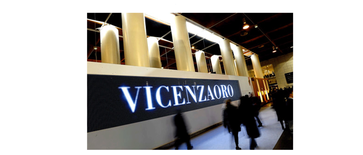 "FIOA INTERNATIONAL WILL BE ATTENDING TO ""VICENZAORO T-GOLD FAIR"", FROM 20th TO 27th JANUARY 2017 AT PAVILLON n°9, STAND n° 106."